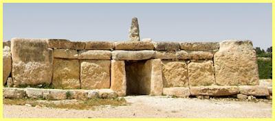 Entrada Principal de Hagar Qim
