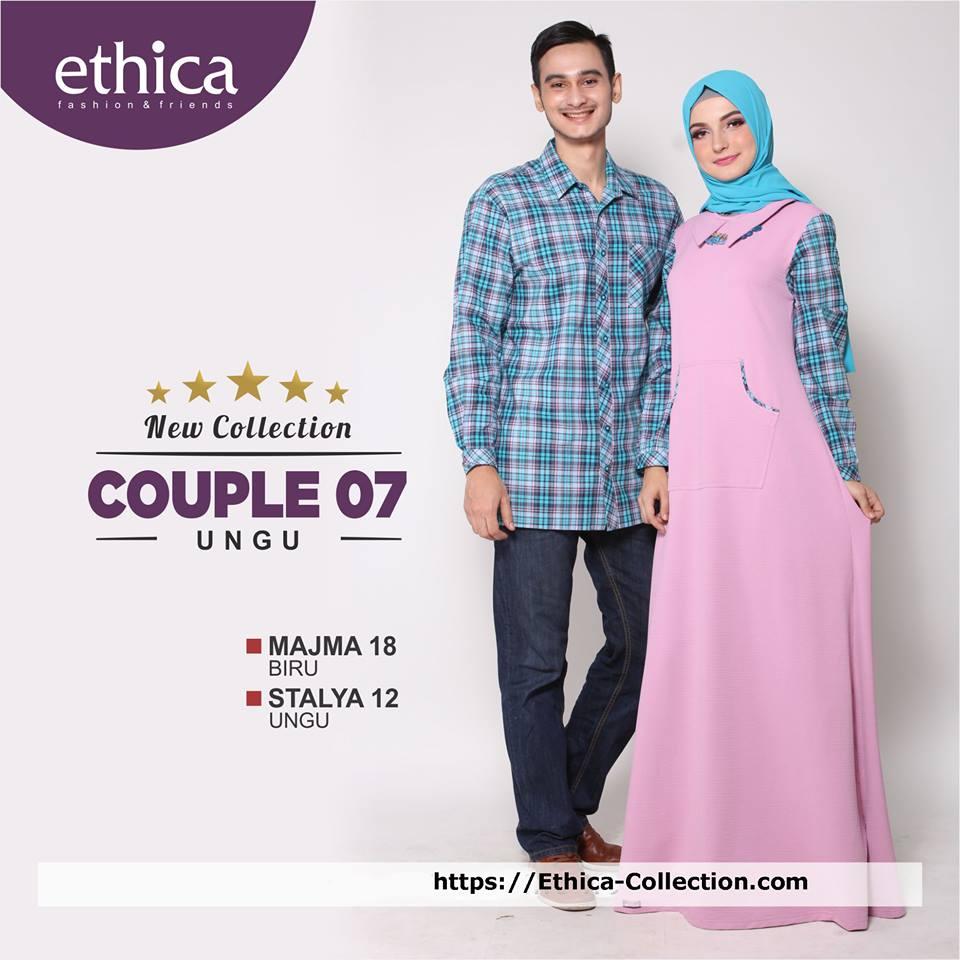 Sri Al Hidayati Blog 5 Model Baju Monochrome Ethica Fashion Busana