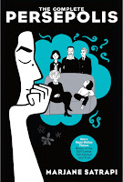 The Complete Persepolis by Marjane Satrapi.