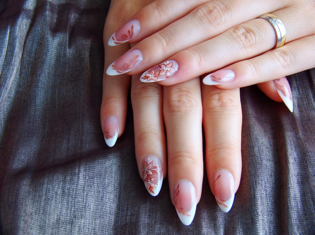 The Style Caf 233 The Perfect Nail Shape For You