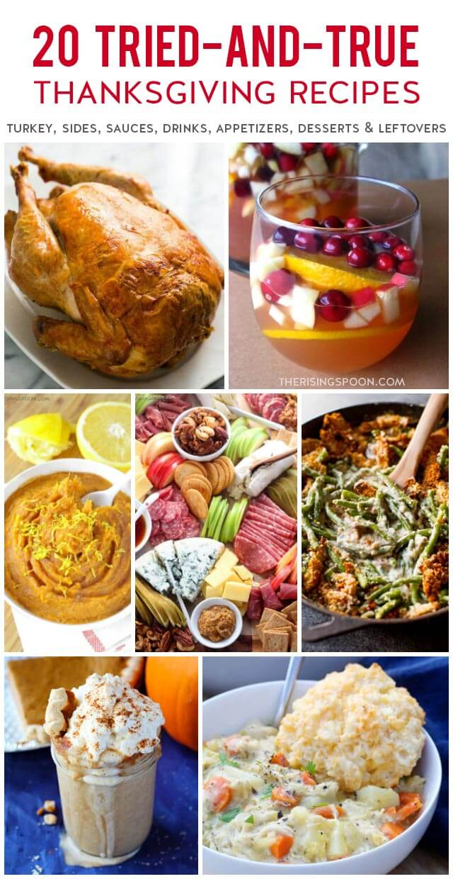 20+ Tried-and-True Best Thanksgiving Recipes