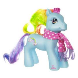 My Little Pony Rainbow Dash Winter Ponies G3 Pony