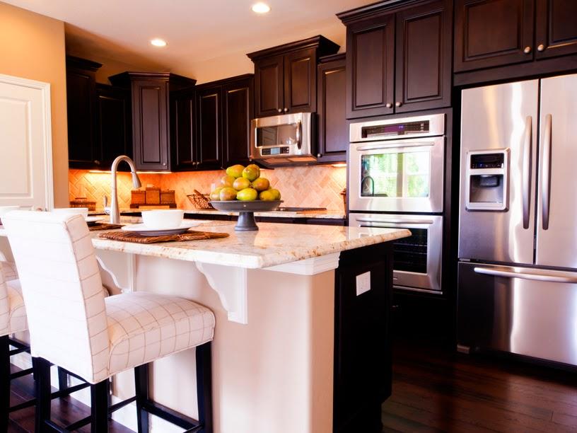 Fotos ideas para decorar casas for Cocina estilo americano
