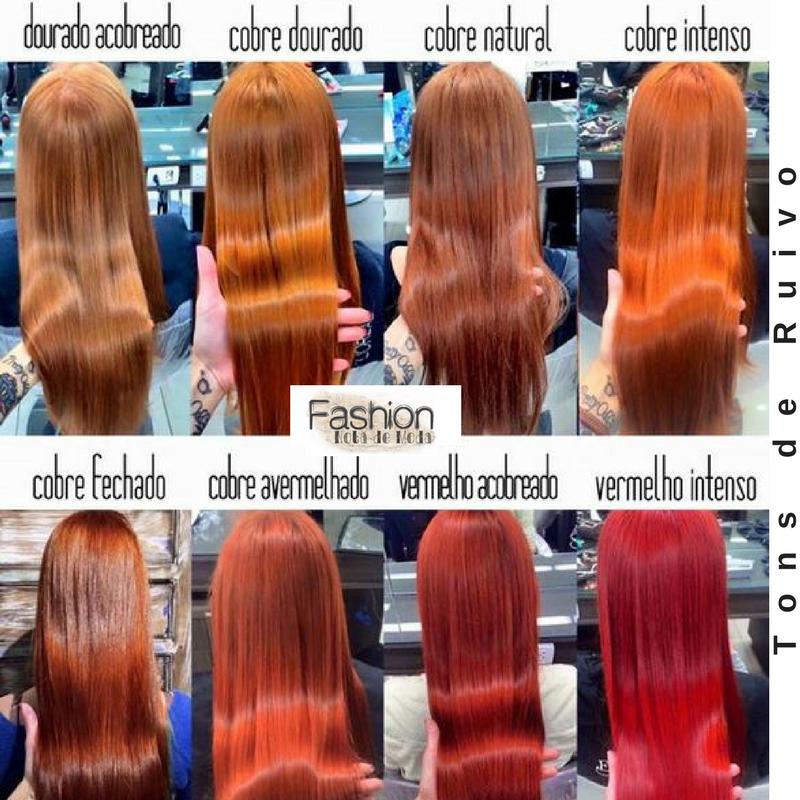 cabelo ruivo 2017