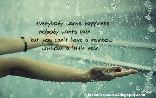 Love Is Treasure Rain Wallpapers With Quotes Rain Wallpapers