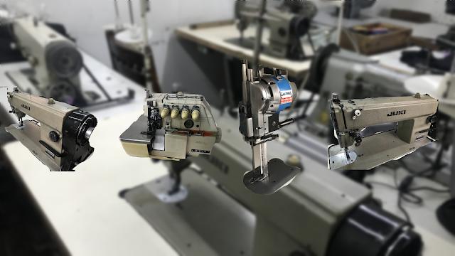 مكينة الخياطة ، تعريف و أنواعها