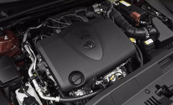 2020 Toyota Avalon TRD engine