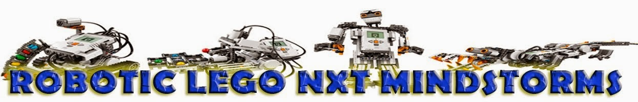 ROBOTIC LEGO NXT MINDSTORMS