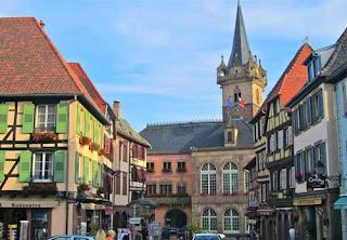 Obernai Alsace France