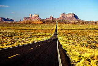 Route aux USA