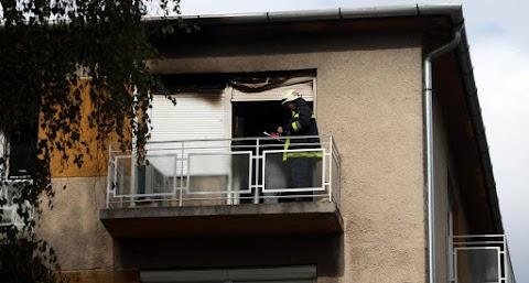 Lakástűz vagy kettős gyilkosság Kaposváron?