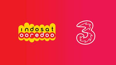 Indosat Ooredo dan Tri lakukan Merger