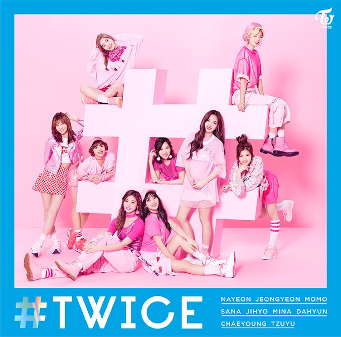 TWICE - KNOCK KNOCK ~Japanese Version~