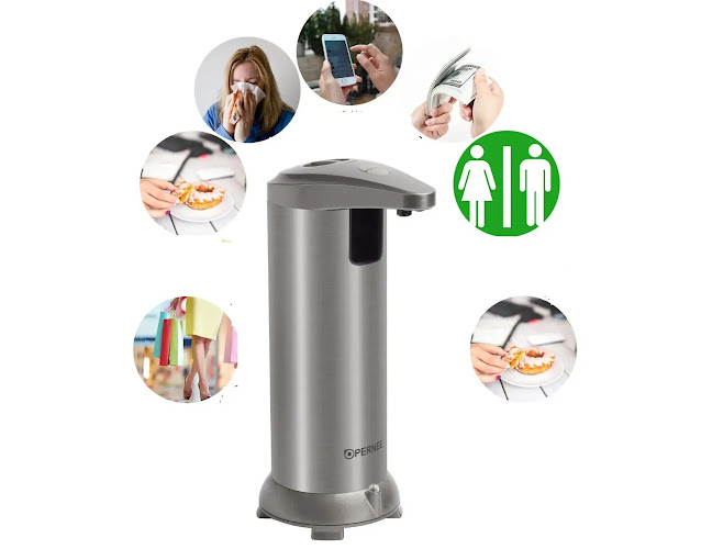 OPERNEE Soap Automatic dispenser review