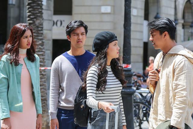 Film Belok Kanan Barcelona. Source: beritagar.id
