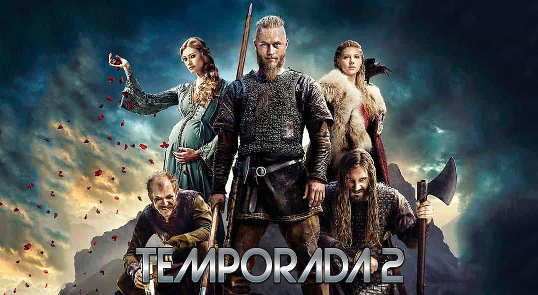 Vikingos (TEMPORADA 2) HD 1080P LATINO/INGLES