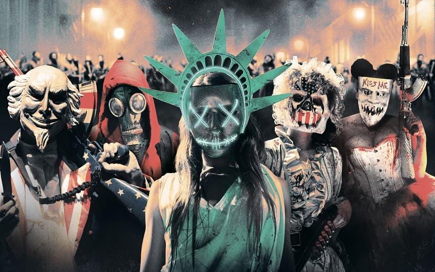 Появилось описание сюжета фильма ужасов «Судная ночь 5» - это продолжение третьей части