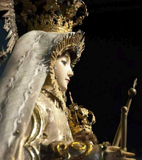 Nossa Senhora do Rosário, dita 'La Japona', salva pelo Beato Justo Takayama Ukon do ódio pagão