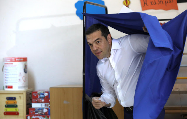 Exit poll: Παραδοχή ήττας από ΣΥΡΙΖΑ – «Θα είμαστε ισχυρή αντιπολίτευση»