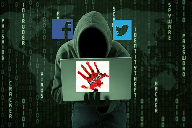 Sosyal medya hacked