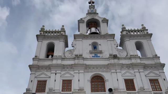 Panjim church Goa