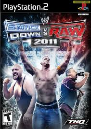 WWE SmackDown vs. Raw 2011 (USA) PS2 ISO