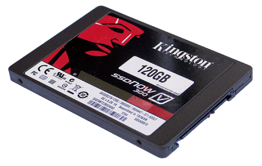120GB Kingston SSDNow V300 ~ Solid State Hard Drive - from Kingston's product page