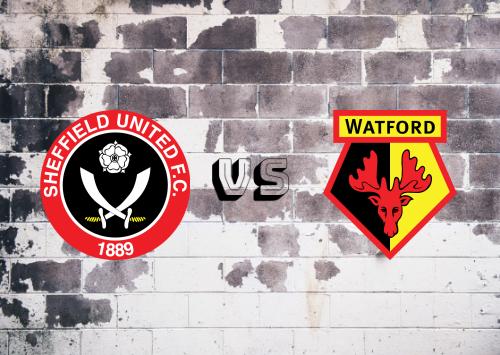 Sheffield United vs Watford  Resumen