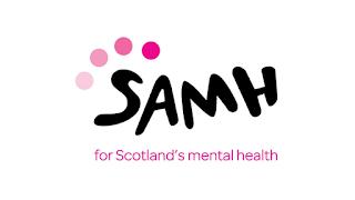 SAMH (Scottish Association for Mental Health) Logo