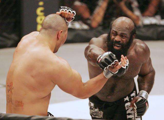 El hijo de Kimbo Slice hará su debut profesional en Bellator