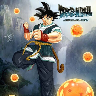Dragon Ball Absalon Dublado - Episódios