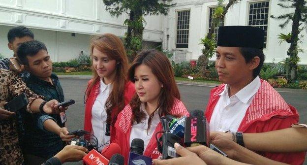 ACTA Akan Laporkan Pertemuan Jokowi-PSI di Istana ke Ombudsman
