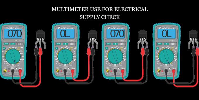 मल्टीमीटर का उपयोग कैसे करे ?? [ HOW TO USE A MULTIMETER ???? ]