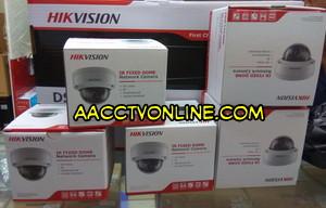 paket cctv hikvision