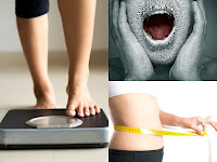 Weight loss,Fat loss,water loss