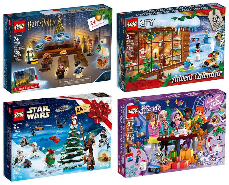 対象LEGOまとめて5,000円以上買うとアドベントカレンダーが25%OFF🔥(10/31まで)