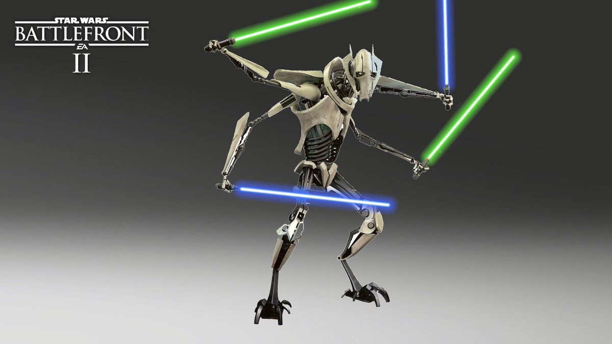 General Grievous in Star Wars Battlefront 2: best cards and tips