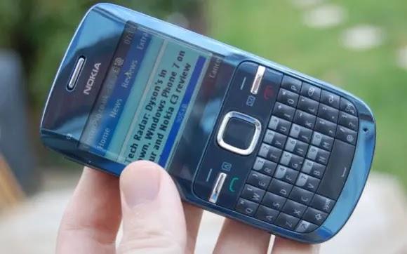 Aprenda a configurar Nokia C3