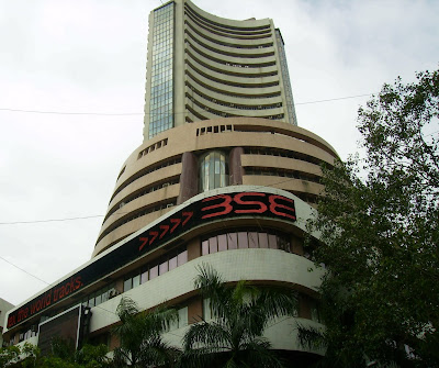 Decline in financial and pharma stocks; Sensex down 49,500 points