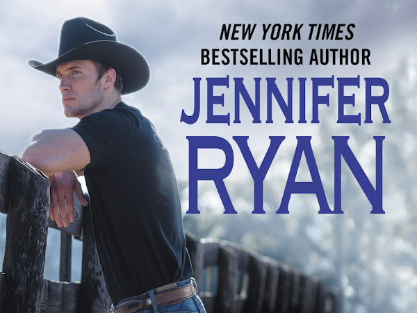 STONE COLD COWBOY (Montana Men #4) by Jennifer Ryan