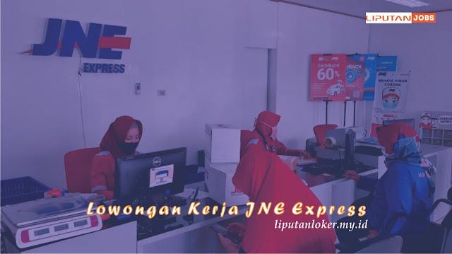 Lowongan Kerja JNE Express