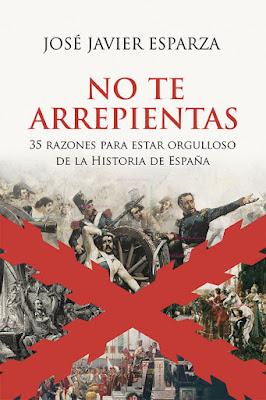 No te arrepientas - José Javier Esparza (2021)