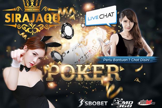 Situs Judi Bola Online Poker Online Terpercaya Sirajaqq