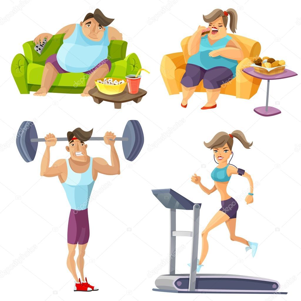 ¿Obesidad contagiosa?
