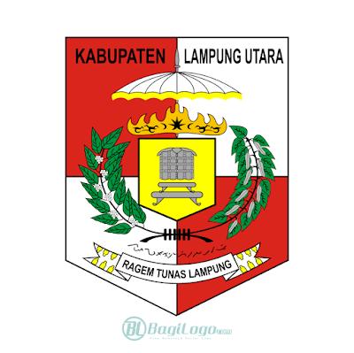 Kabupaten Lampung Utara Logo Vector
