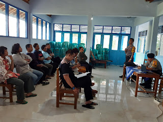 Pembinaan, Pembekalan dan Pelatihan Pam Swakarsa Paroki