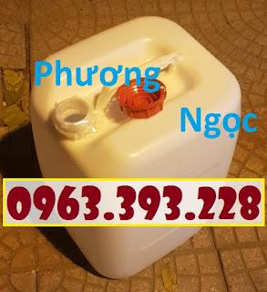 Can nhựa đựng hóa chất 30 Lít, can nhựa có nắp garenty A7ba0e55fd8604d85d97