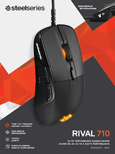 SteelSeries Rival 710 review terbaru