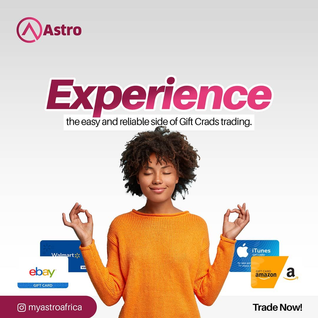 Sell your Gift cards for Cash instantly in Ghana and Nigeria