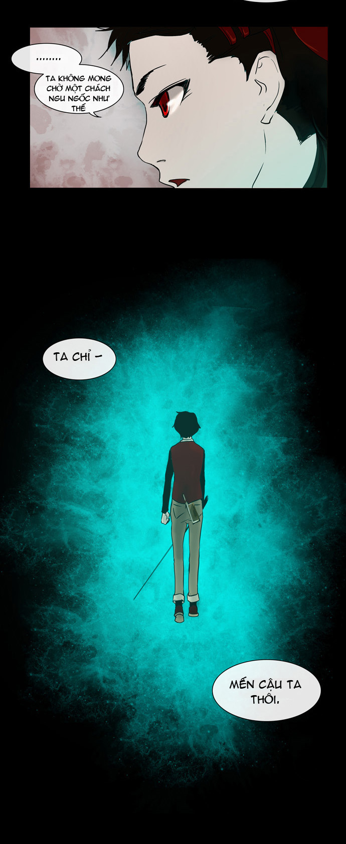 Tower of God chapter 2 trang 45